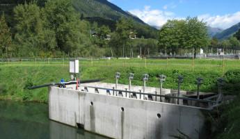 P2012/508 Spezialarbeiten-Versuchszentrum Laimburg-Landesfischzucht Passer