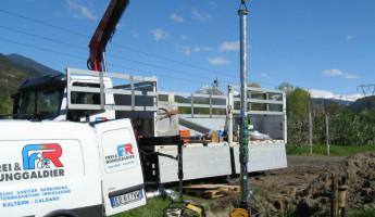 P2013/272 Rovatti Elektrotauchpumpe - 407630 Brixen