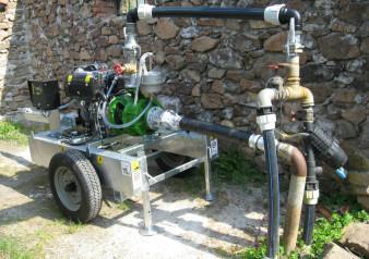 Pumpenaggregate - Motoren